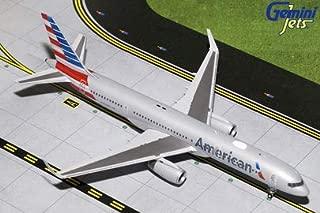 GeminiJets 1:200 Scale American Airlines Boeing 757-200 Airplane Model