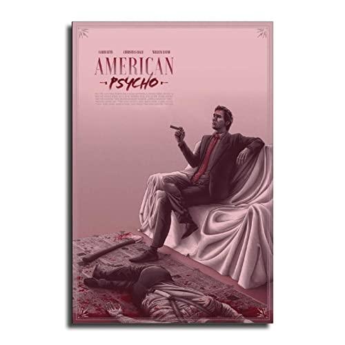 Stampa artistica su tela con libro psicologico americano, stampa artistica da parete, moderna camera da letto, 30 x 45 cm