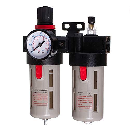 Perslucht onderhoudseenheid drukregelaar olie voor compressor slagmoersleutel