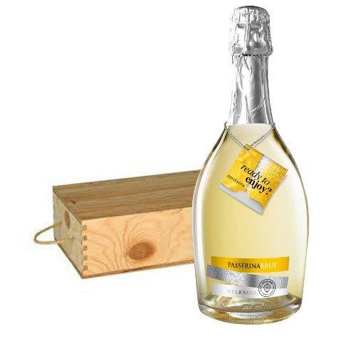 VELENOSI espumosos - Método italiano Charmat vino espumoso Passerina spumante brut (1 JEROBOAM 3 litros)
