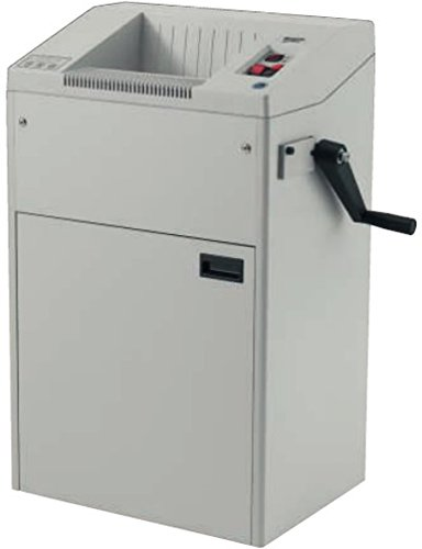 Find Discount Kobra 260 HS-2/6 High Security Mid-Size Cross Cut Shredder with Special Manual Mechani...