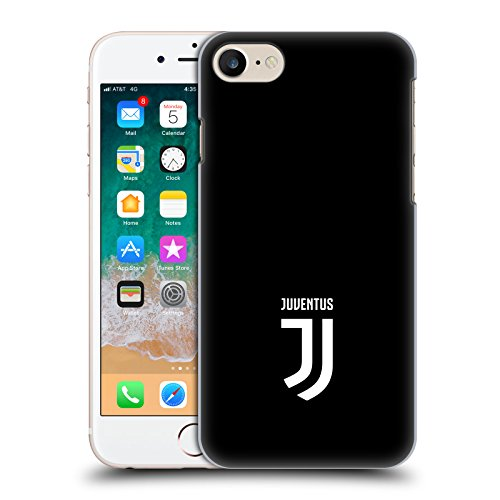Head Case Designs Ufficiale Juventus Football Club Banale Lifestyle 2 Cover Dura per Parte Posteriore Compatibile con iPhone 7 / iPhone 8