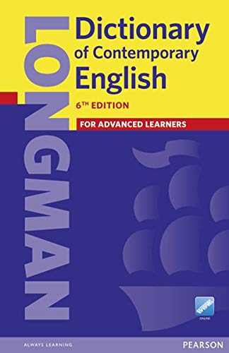 Longman Dictionary Of Contemporary English: For Advanced Learners