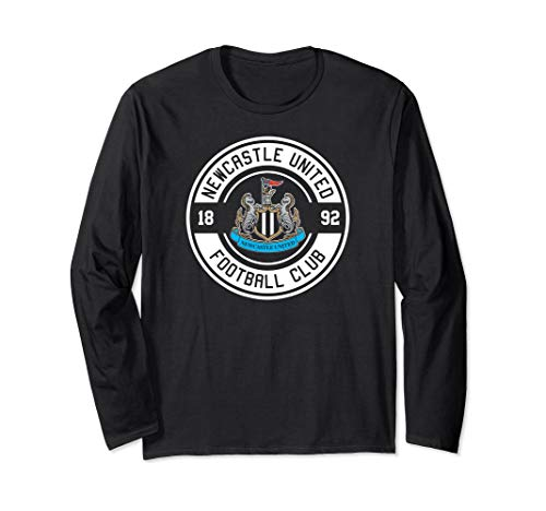 Newcastle United Core Color Crest Patch Long-Sleeve T-shirt