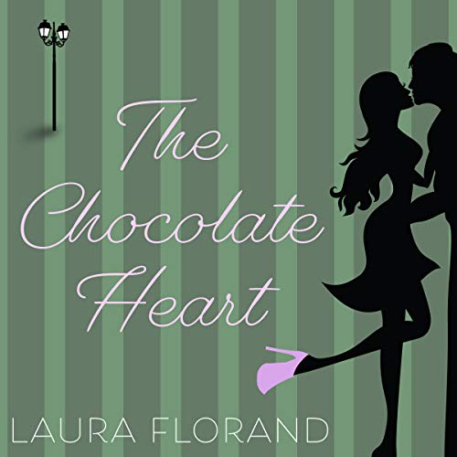 The Chocolate Heart audiobook cover art