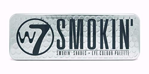 W7 | Eye Shadow | SMOKIN TIN COVER
