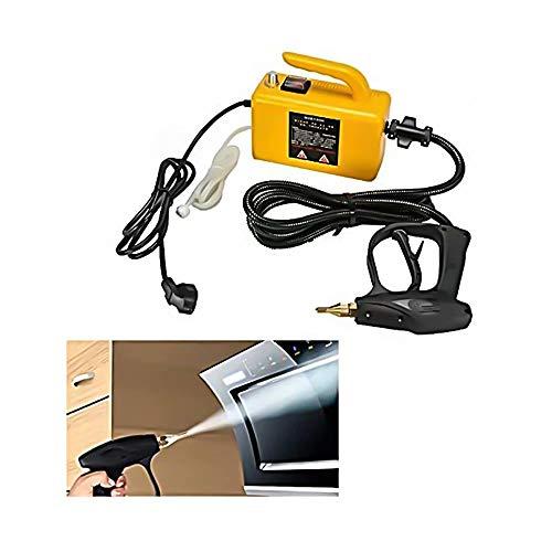 Danning Limpiador de Vapor portátil Limpieza Máquina de Vapor de Vapor a Alta presión presurizada multipropósito para Limpiador de Vapor doméstico Industrial Comercial