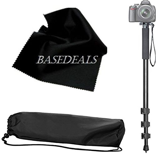 Sturdy 72' Monopod Camera Stick with Quick Release...