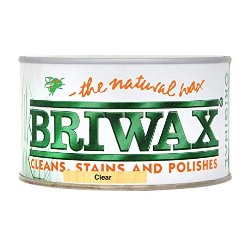 BRIWAX(ブライワックス) トルエンフリー クリア 370ml