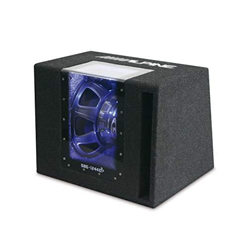 Alpine Electronics 1192004 Subwoofer, Nero