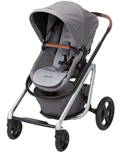 Maxi-Cosi Lila Modular All-in-One Stroller, Nomad Grey, One Size (CV324ETL)