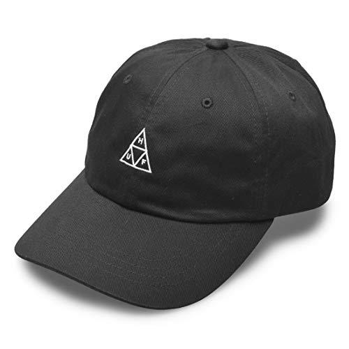 [ハフ] HUF キャップ エッセンシャル TT CV ハット HT00346 メンズ レディース 黒 カジュアル 帽子 02.ブラ...