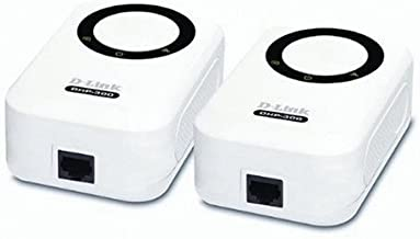 D-Link DHP-301 Powerline HD Ethernet Kit