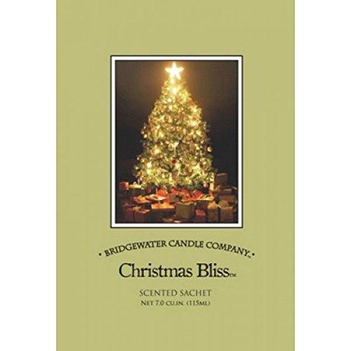 Bridgewater Duft-Umschlagbeutel, Weihnachtsbliss, Mehrfarbig
