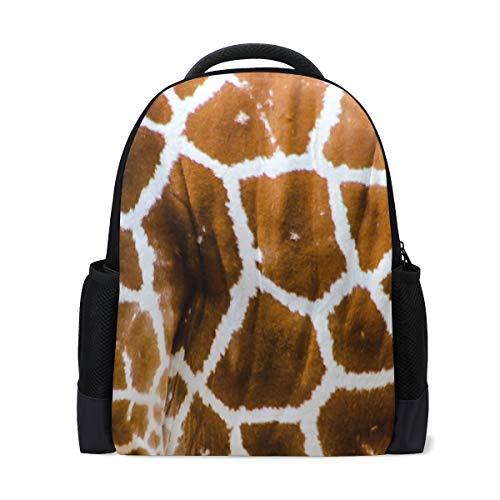DEZIRO Polyester Nature Skin Lot de l'école Sac de Voyage