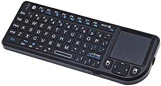 Rii Mini Wireless Bluetooth Keyboard Mouse Touchpad Presenter For Ipad 2[c1131 ]