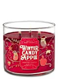 Bath & Body Works Winter Candy Apple Scented 3-Wick Candle