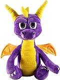 NECA- HugMe Dragón Peluche Spyro, Multicolor (HGP002)