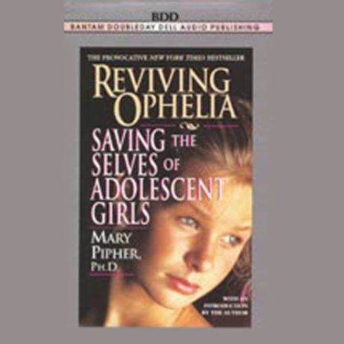 Reviving Ophelia audiobook cover art
