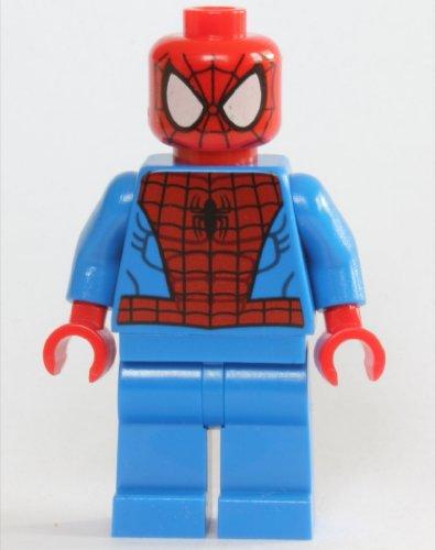 LEGO Super Heroes Minifigur Spiderman (Spider Man) aus 76014
