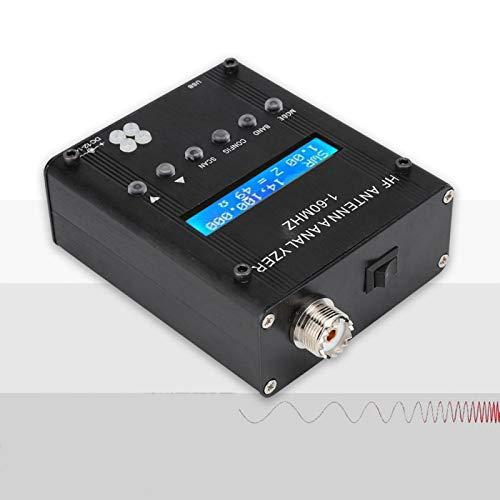 MR300 Bluetooth 2.0V PP (típico) Analizador de Antena RF Onda Corta Profesional,...