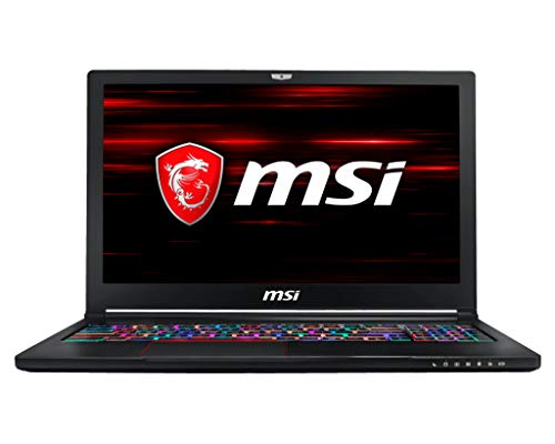 MSI GS63 Stealth...