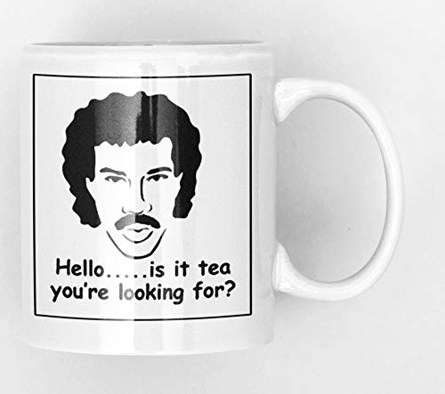 Hello is it Tea Your Looking for - Ceramic Mug New Unique Easy Gift for All Occasions