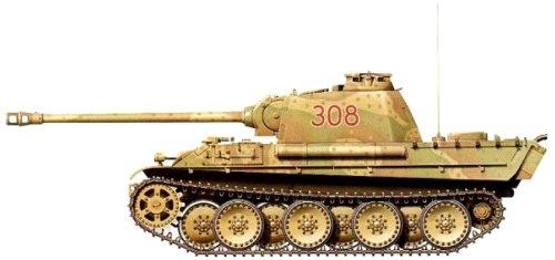 Unbekannt hät 99024 – Panther Exécution G