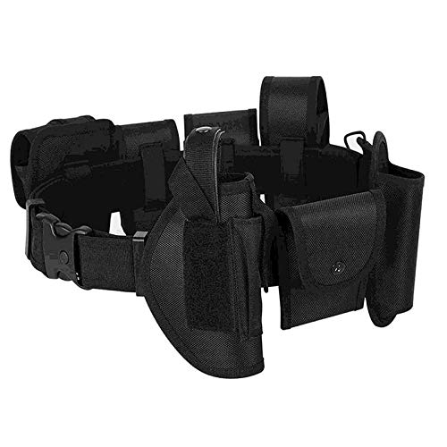 HAITRAL 10 in 1 Tactical Duty Belt