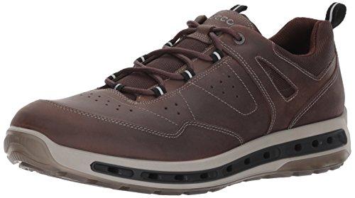 ECCO Men's Cool Walk Low Rise Hiking Shoes, Brown (Espresso), 7 UK