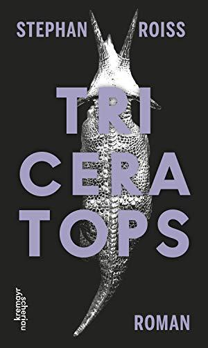 Buchseite und Rezensionen zu 'Triceratops' von Stephan Roiss