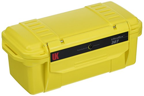 UK Lights 219748 Ultrabox 307 Boîte 20 cm 0,8 l Jaune