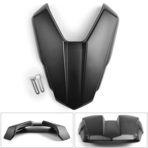 Areyourshop for CB500F CBR500R 2016-2018 Rear Seat Passenger Cover Cowl Fairing MBlack
