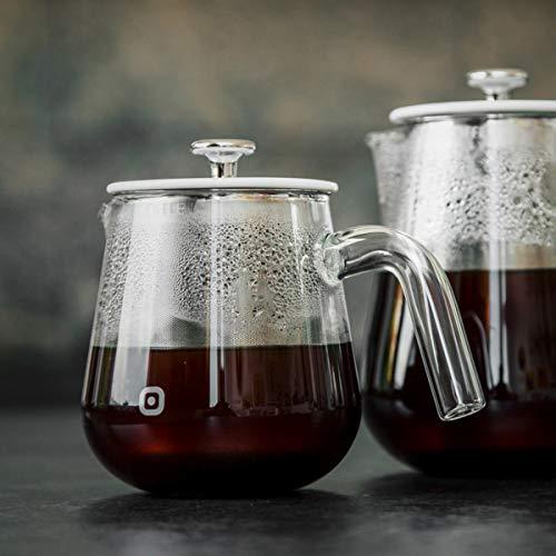 ARCA X-Tract Brew Coffee Brewer 0,8 l mit klarem Griff (klar)