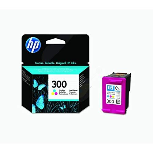 HP Hewlett Packard DeskJet F 4210 300 CC 643 EE original Druckerpatrone cyan magenta gelb 165 Seiten 4ml