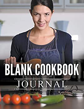 Diary Blank Cookbook Journal Book