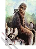 1art1 Star Wars Poster (91x61 cm) Episode Viii The Last