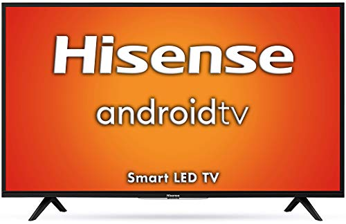 Hisense 80 cm (32 inches) HD Ready Smart Certified Android LED TV 32A56E (Black) (2020 Model)
