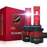 Firehawk 2021 New 9012/HIR2 LED Bulbs,...