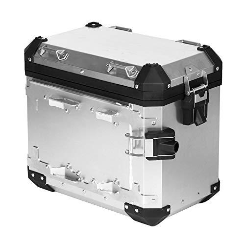 Motorrad-Refit-Seitenkoffer, Motorrad-Gepäckaufbewahrungsbox Linke Seitenaufbewahrungsbox 45L Passend für R1200GS/ADV 2014-2018