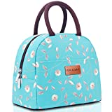 BALORAY Durable Lunch Tote Bag Insulated Lunch Bag for Women Lunch Box Lunch Container