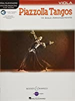 Piazzolla Tangos: Viola (Hal Leonard Instrumental Play-along)