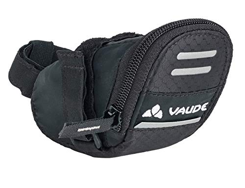 VAUDE Satteltaschen Race Light S, black, One Size, 117980100