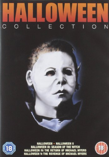 Halloween 1-5 Collection [DVD]