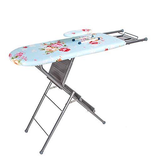 XiuHUa Strijkplank, huishoudelijke strijkplank ladder vouwen strijkplank wapening strijktafel strijken kledingrek elektrische ijzeren plank, er zijn drie stijlen voor u om te kiezen Strijkplank