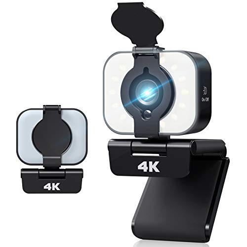 Webcam 4K 60Fps Autofocus Marca DGVDO