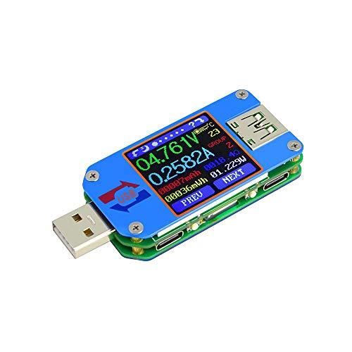 Amazon.com - UM24C USB Voltage Current Power Meter/Tester