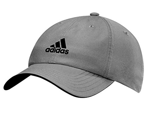adidas Golf Sports Flexible Peak Cap Hat Touch And Close Nuevo (Hombre, Gris 2019)