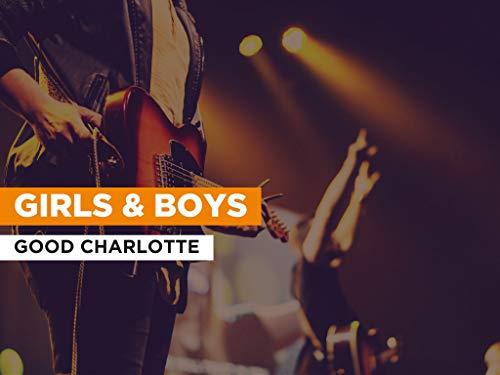 Girls & Boys al estilo de Good Charlotte