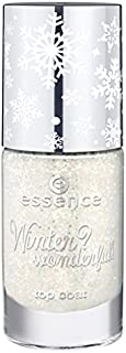 Essence Winter Wonderful Top Coat - 01 A Winter's Tale, Pack of 1